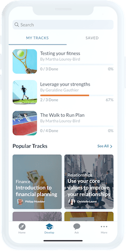 Mobile App Preview
